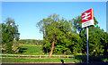 SP8206 : Outside Little Kimble Station by Des Blenkinsopp