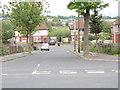 SE1235 : Galsworthy Avenue - Lynfield Drive by Betty Longbottom