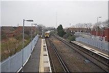 TR3752 : Ramsgate Train leaving Deal Station by N Chadwick