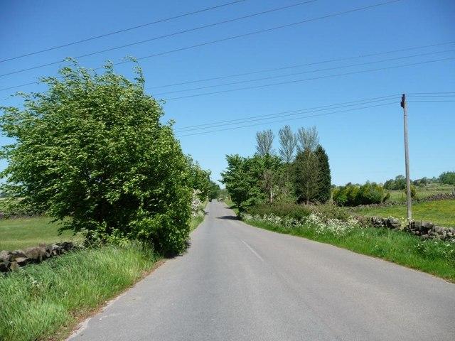 Eaves Lane, Whiston Eaves