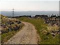 SD9513 : Rochdale Way by David Dixon