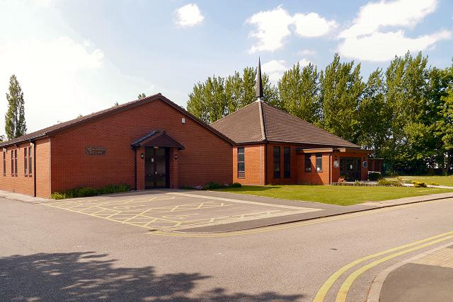 St Ambrose Barlow Roman Catholic Church