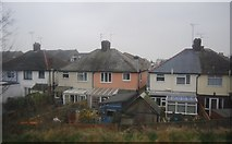 TR3751 : Semi-detached houses, Lower Walmer by N Chadwick