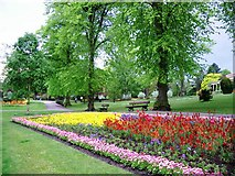 SE2955 : Valley Gardens, Harrogate by John M Wheatley