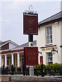 TG5200 : The Turnstone Public House Sign by Adrian Cable