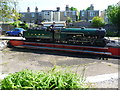 TR1534 : On the turntable at Hythe by Marathon