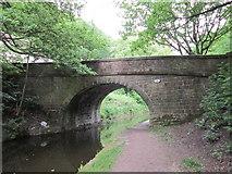 SE0424 : High Royd Bridge by Ian S