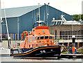 C8432 : Lifeboat, Coleraine by Albert Bridge