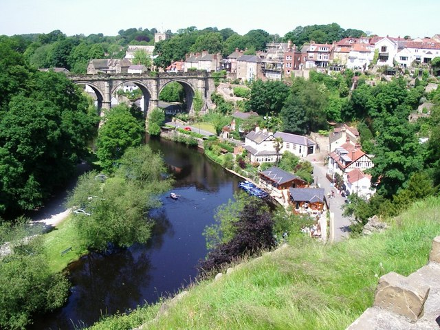 River Nidd Knaresborough