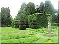 SP9911 : The Herb Garden, Ashridge House by Chris Reynolds