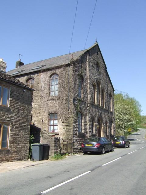 Former Chapel - Buxworth