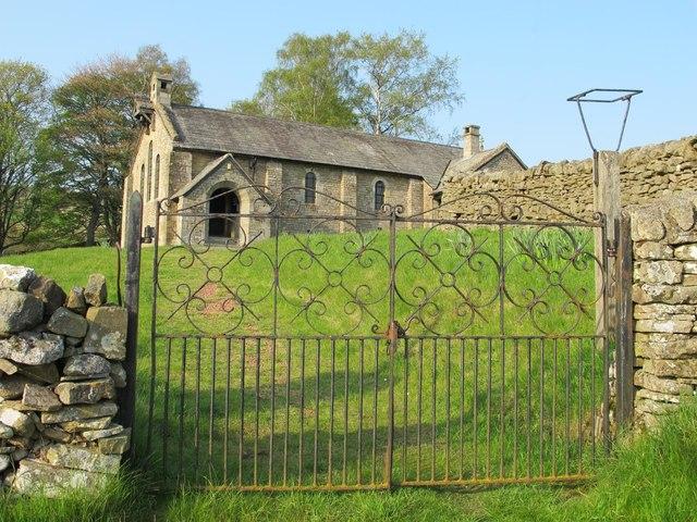 St. John's Church, Rookhope (3)