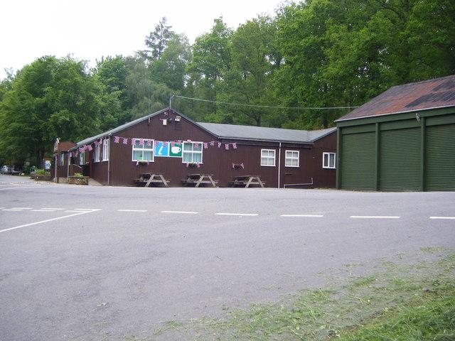 Hamsterley Forest visitor centre
