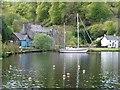 NR7992 : Moored in Bellanoch Bay by Patrick Mackie