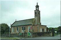 SD4520 : Church by the A59, Tarlton by Peter Bond