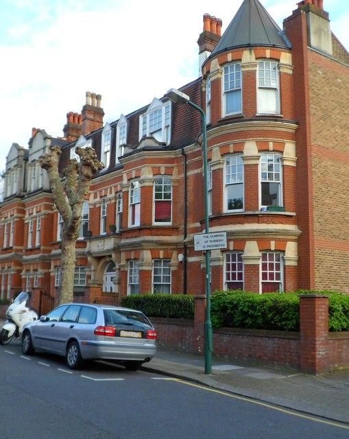 Rutland Park Mansions, Willesden Green, London NW2