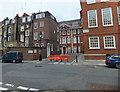 TQ3079 : Cowley Street Closed by PAUL FARMER