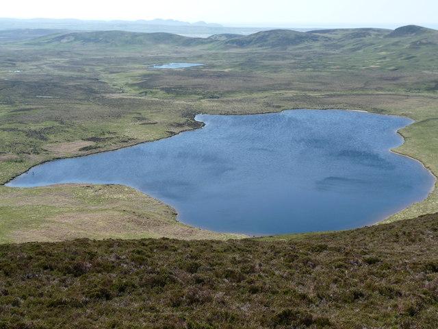 Loch Leathan on Islay
