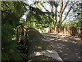 ST0410 : Bridge over the Culm by Derek Harper