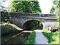 SJ9377 : Macclesfield Canal - Bridge 27 by John M
