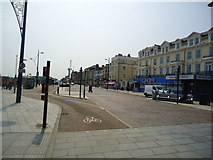 TG5307 : Marine Parade, Great Yarmouth by Stacey Harris