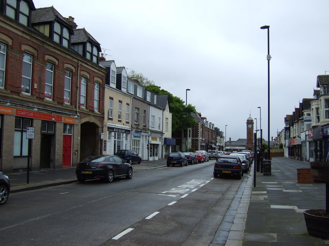Station Road, Whitley Bay