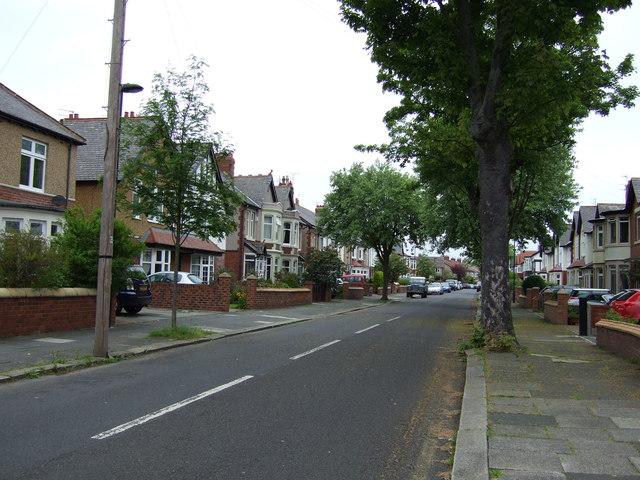 Evesham Avenue