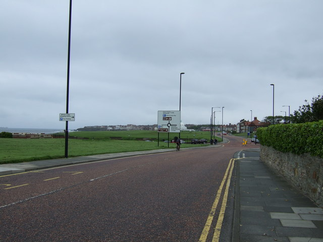 A193 heading north