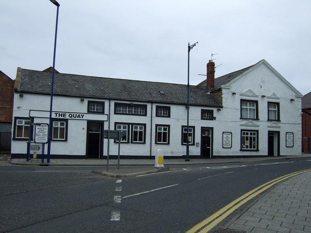 The Quay, Blyth
