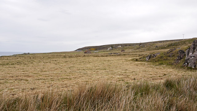Croft land at Red Point