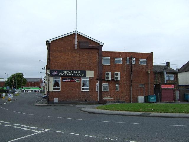 Newsham, Blyth