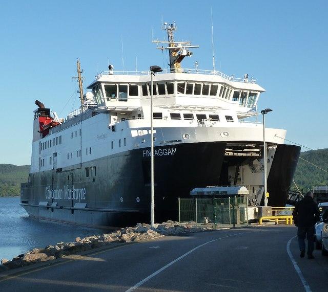 The Finlaggan (CalMac ferry)