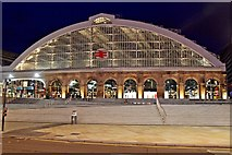 SJ3590 : Lime Street Railway Station, Liverpool by El Pollock
