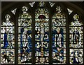 TQ4483 : St Margaret, The Broadway, Barking - Stained glass window by John Salmon