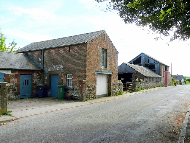 Outbuildings and barns, Beaumont village
