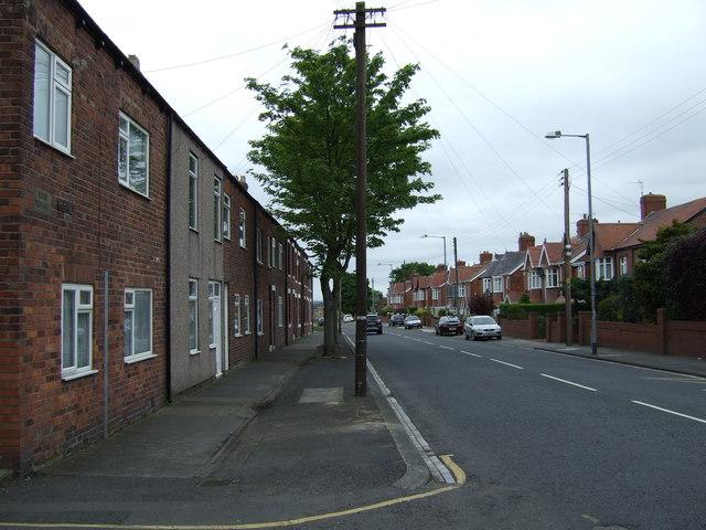 Ridge Terrace (B1331)