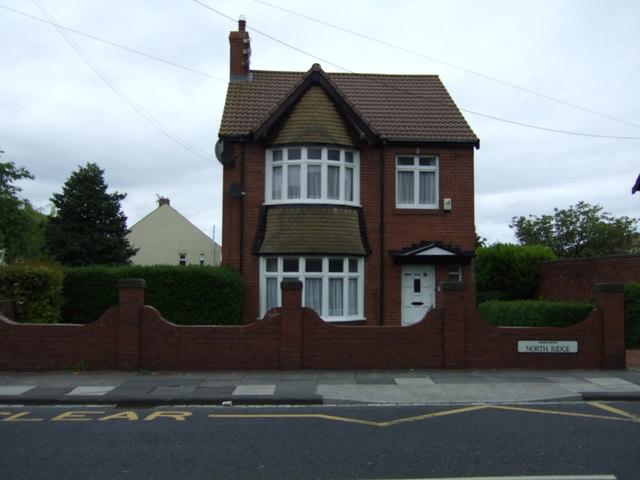 House on Ridge Terrace