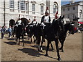 TQ3080 : Horse Guards on Parade by Colin Smith