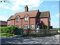 SP3869 : Cottages at Wappenbury Barn by Nigel Mykura
