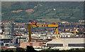 "J3575 : ""Goliath"", Belfast (7) by Albert Bridge"