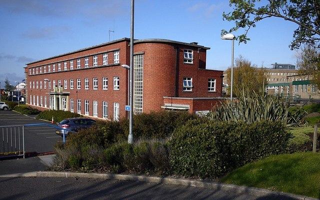 Hancock Building, Queen Elizabeth Hospital