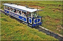 SH7683 : Great Orme Tram by Trevor Rickard