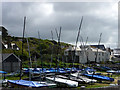 SW5130 : Boats at Marazion by Chris Gunns