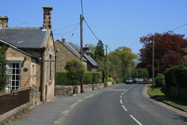 West Thirston