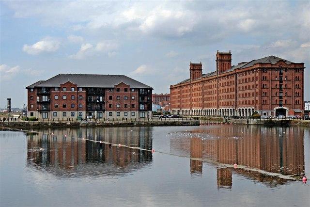 Residential Development, Waterloo Dock, Liverpool