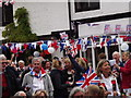 TQ0747 : The Proms Come to Shere by Colin Smith
