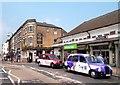 TQ2663 : Outside Sutton Station by Des Blenkinsopp