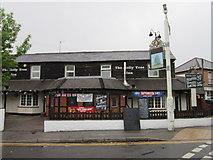 TQ0464 : The Holly Tree Inn, Addlestone by Ian S