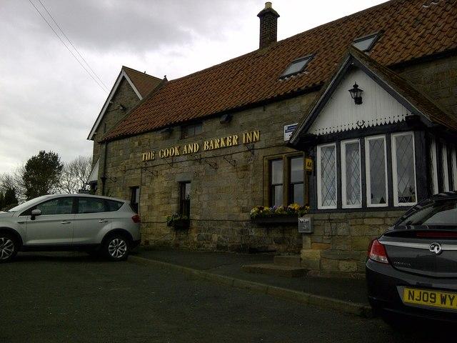 Cook & Barker Public House