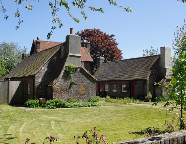 Atwood's Almshouses (3), Warlingham